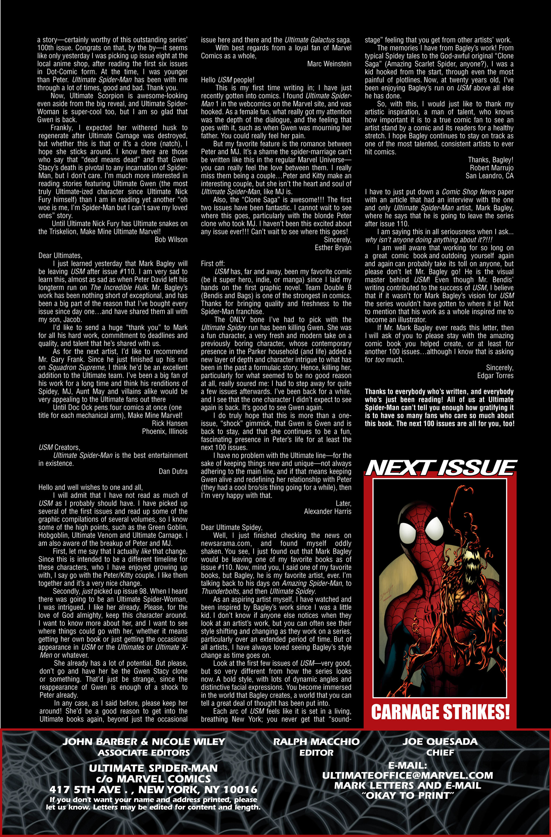Ultimate Spider-Man (2000) Issue #100 #104 - English 51