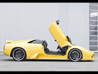 Lamborghini Murcielago Hamann Wallpapers