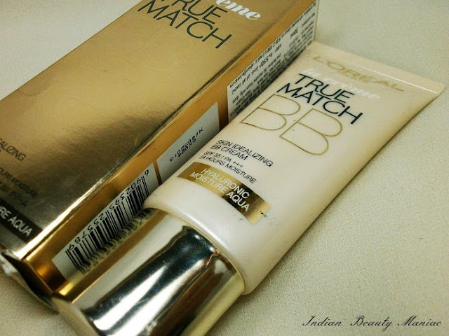 L'Oreal Paris La Creme True Match Skin Idealizing BB Cream