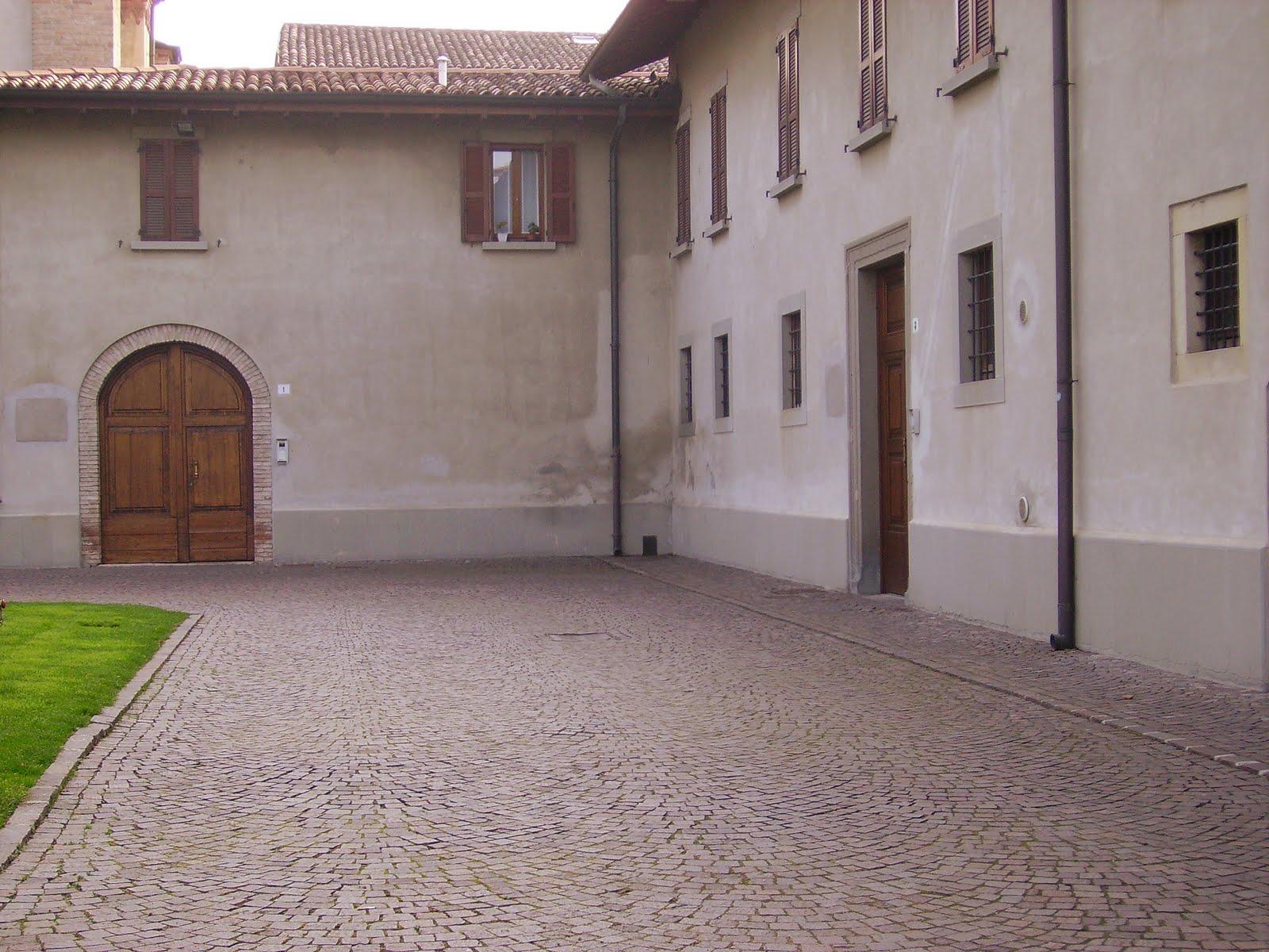 L 39 albero degli zoccoli i luoghi del film l 39 albero degli - Zoccolo esterno facciata ...