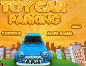 Odada Araba Parkı