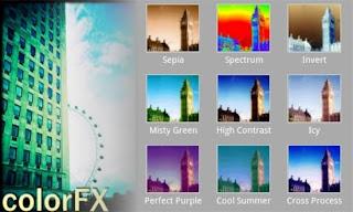 Camera ZoomFx, App, Andorid
