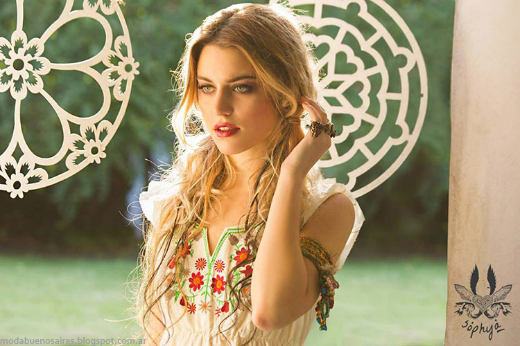 Moda primavera verano 2015 mujer argentina. Sohya primavera verano 2015.