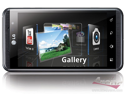 LG Optimus 3D P920 Smartphone Review