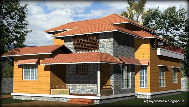 Habitat low cost homes in kerala joy studio design for Habitat home designs