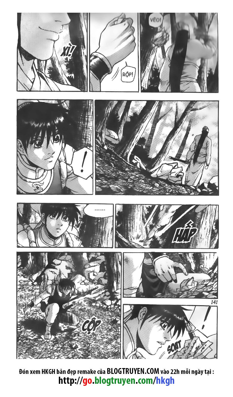 Hiệp Khách Giang Hồ chap 284 page 4 - IZTruyenTranh.com