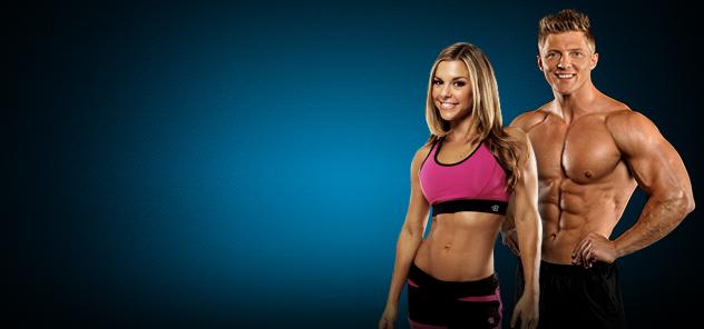 جميع التمارين لكل عضلات الجسم