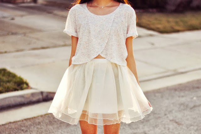 Street Style, Fashion Blogger, All white outfits, fashion bloggers, white tutu skirt