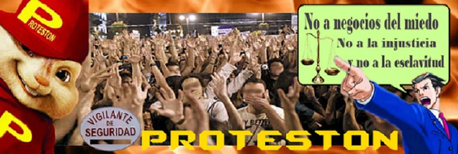 sección el protestón