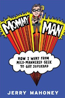 Mommy Man book