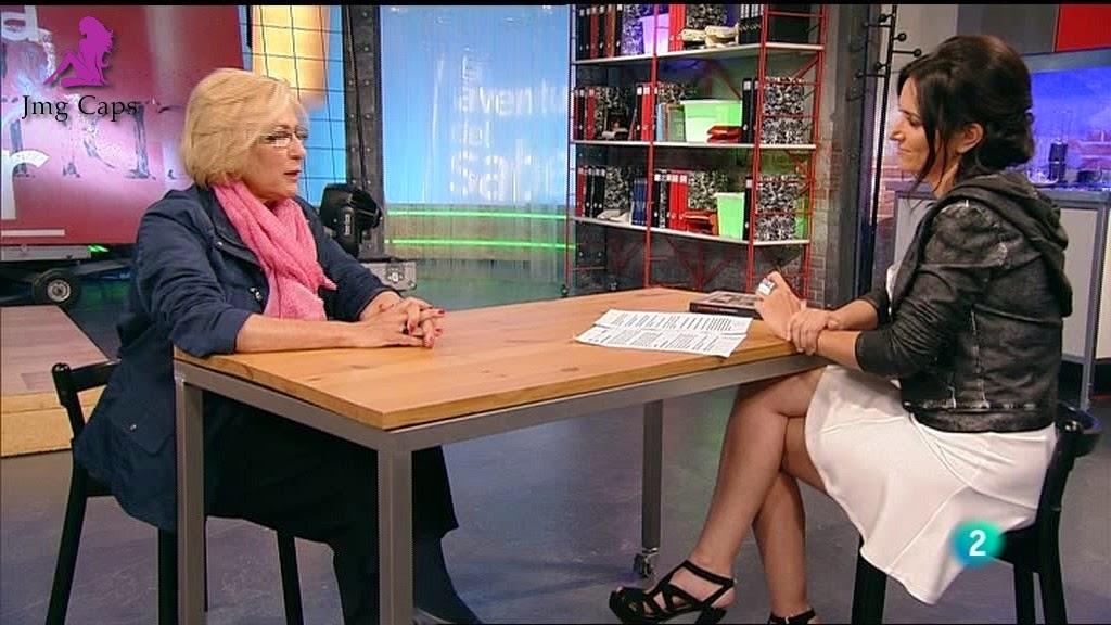 MARIA JOSE GARCIA, LA AVENTURA DEL SABER (18.05.15)  (¿TANGA?)