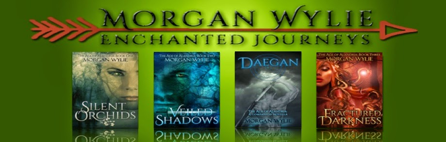 Morgan Wylie~Author