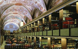 vatican goes high-tech to preserve fragile ancient tomes