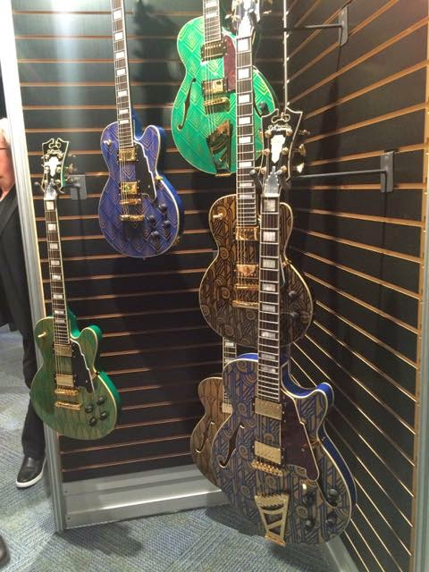D'Angelico Guitars image
