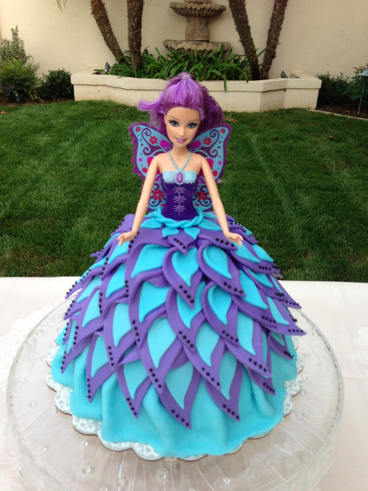 Fairy Princess Cake Images : Kaylynn Cakes: Birthday Cakes