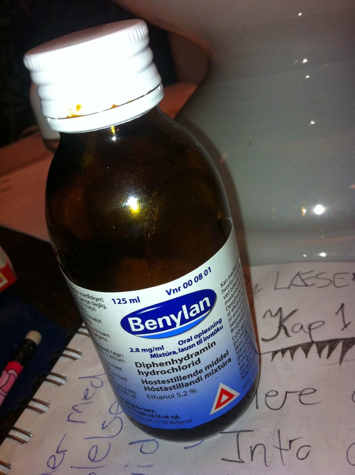 benylan hostesaft