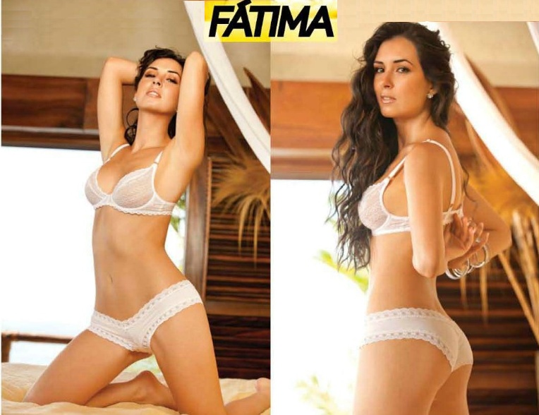 Fatima Torre En Revista H