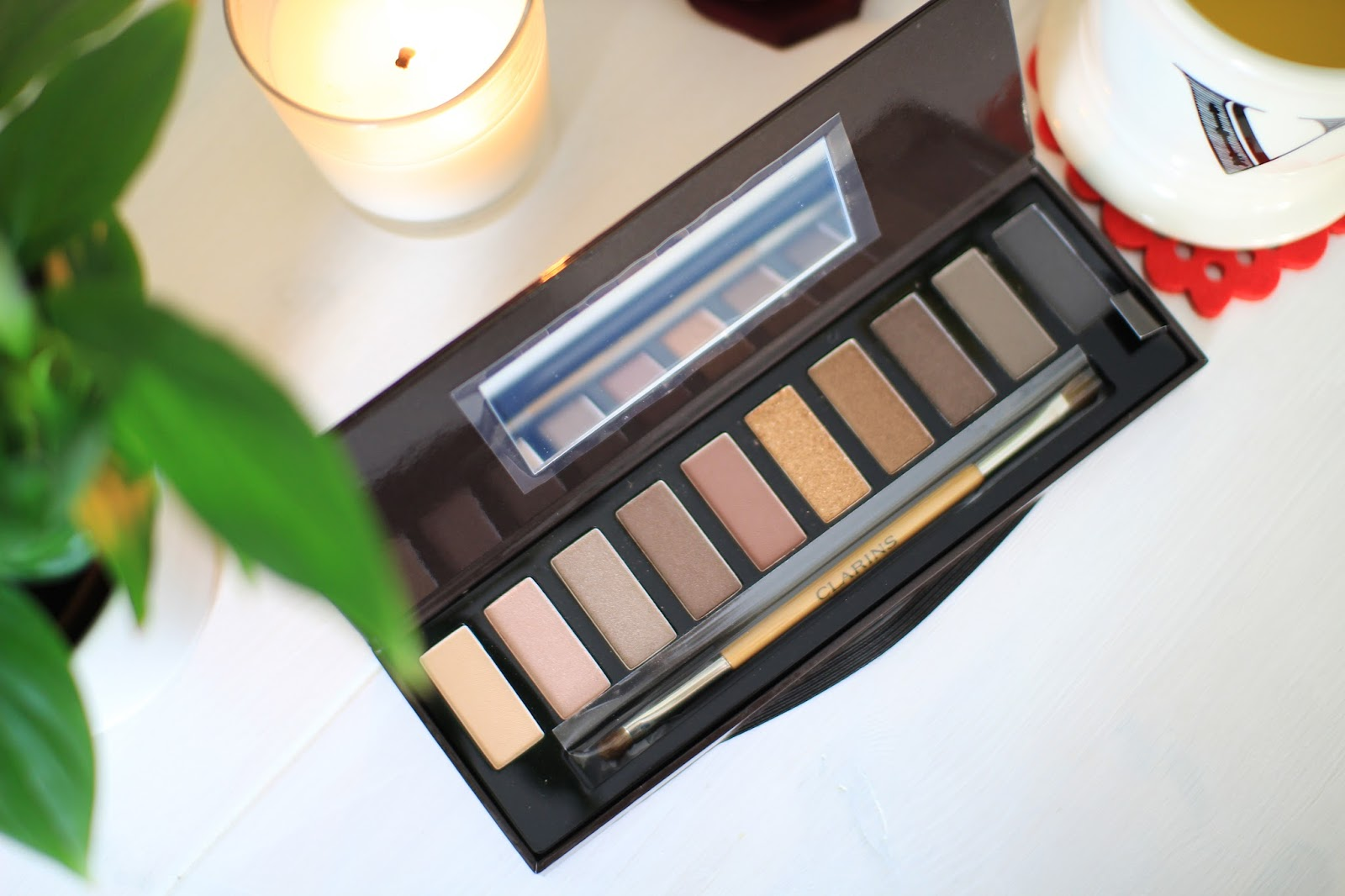 The Clarins Essentials Palette