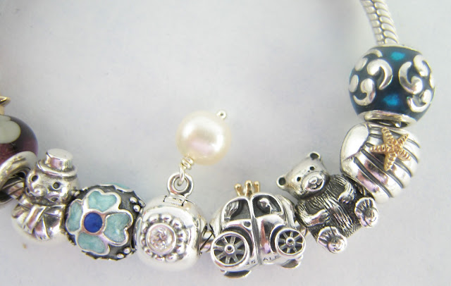I Love My Pandora Bracelet