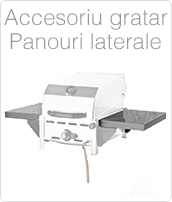 Accesoriu gratar- Panouri laterale