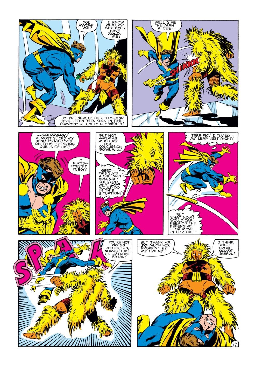 Captain America (1968) Issue #285 #201 - English 11