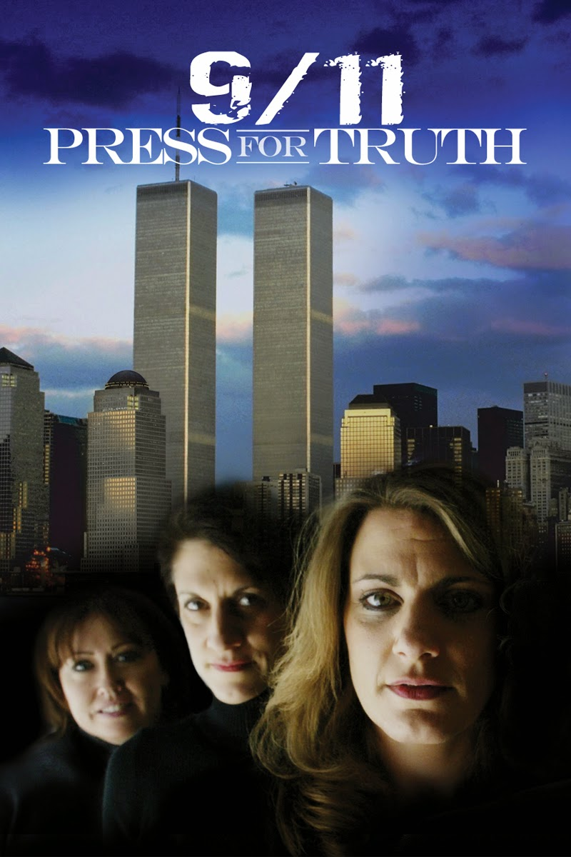 9/11 Press for Truth - Social Justice in the Heart of Berkeley