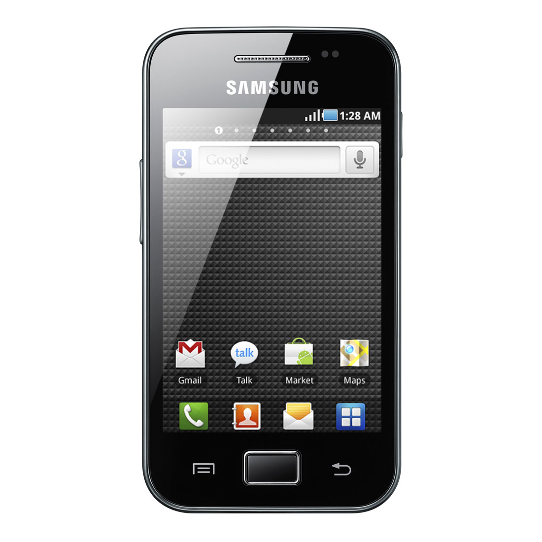 Samsung S5830 Galaxy Ace Unlocked Phone Black Review and Manual