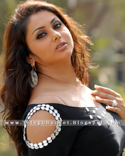 Namitha  - Namitha Latest Photo Stills in Black Dress