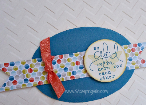 Stampin' Up! Sycamore Street Designer Series Paper + Ribbon & Button Pack