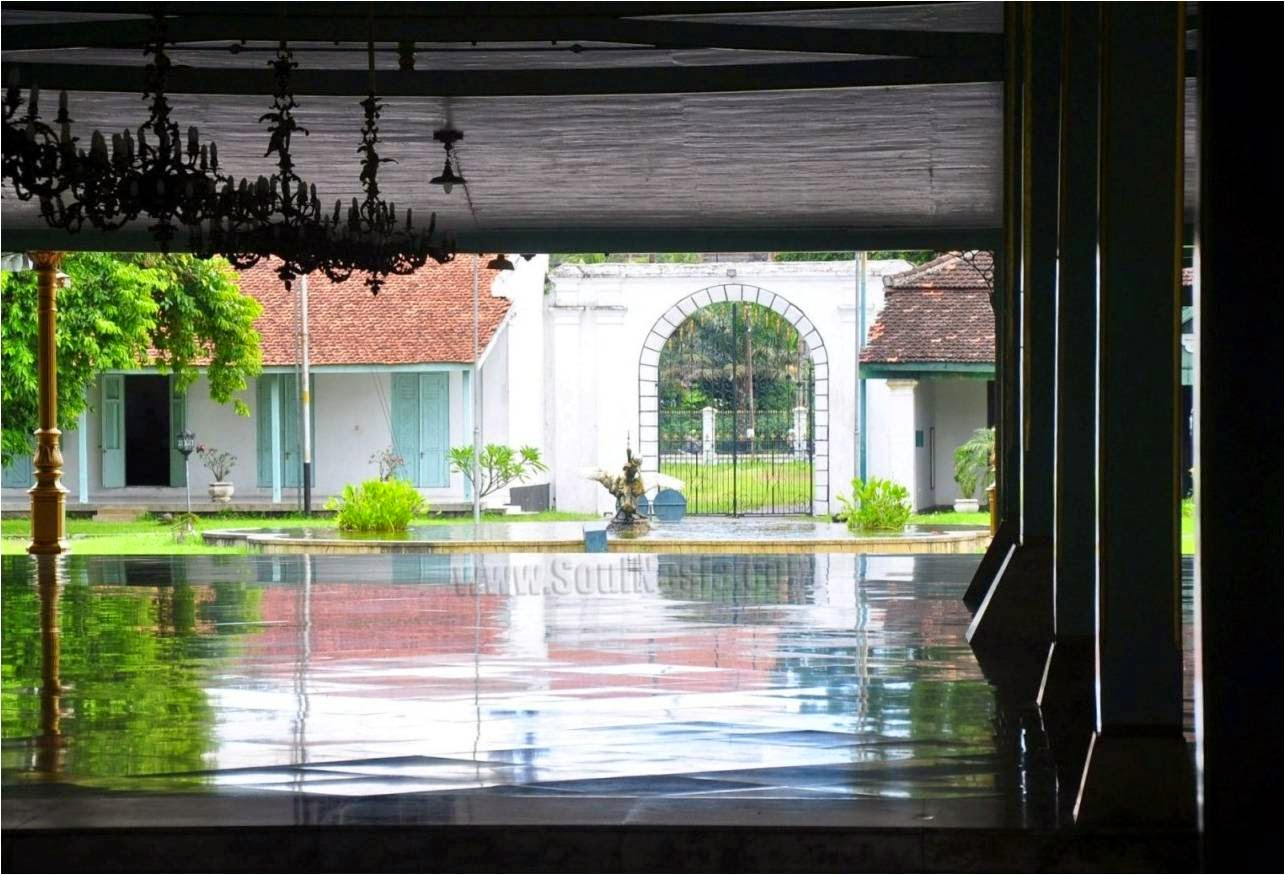 All I Wanna Do Museum Pura Istana Mangkunegaran