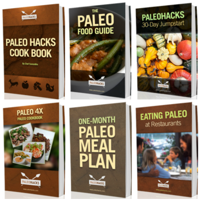 Check out Paleohack cookbook