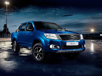2014 Toyota Hilux Invincible Japanese car photos 1
