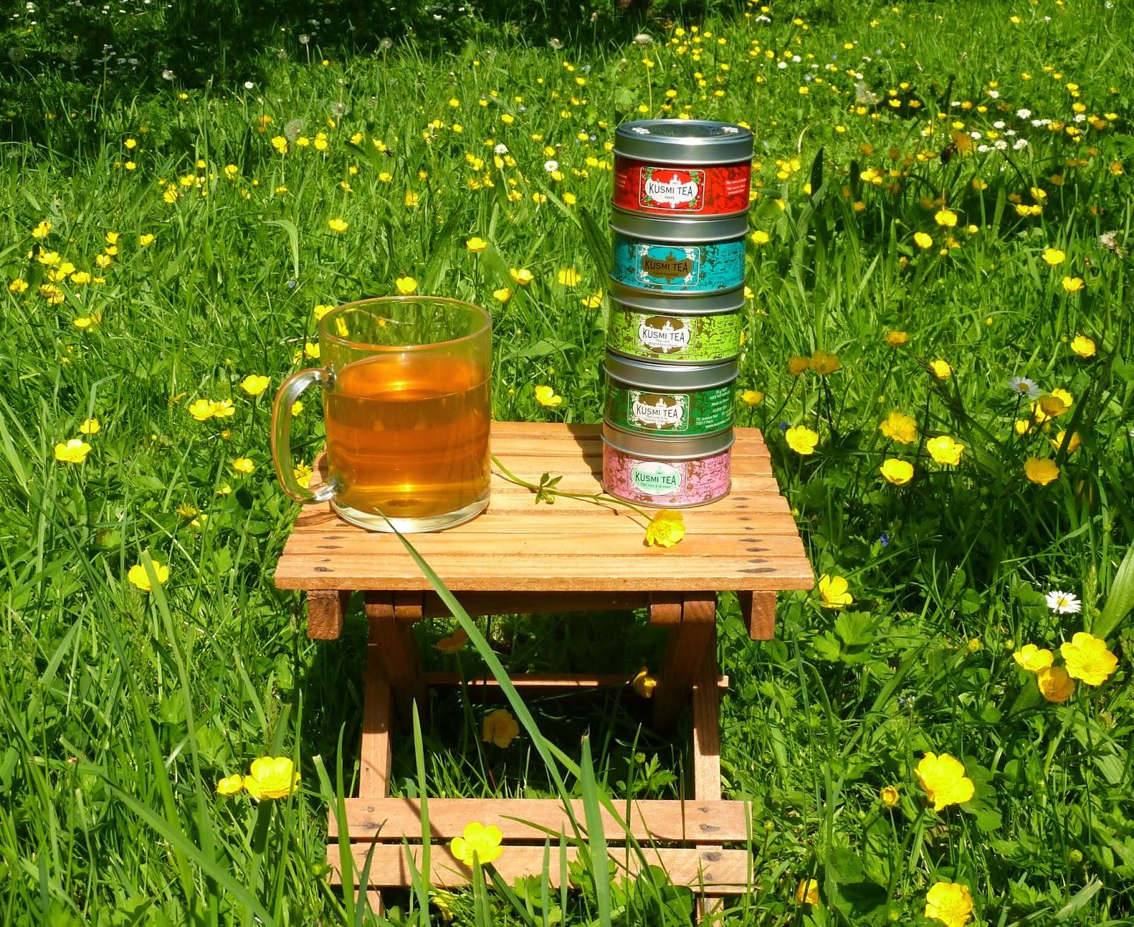 kusmi tea how to prepare