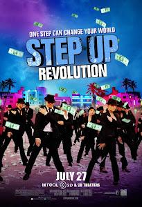 Bước Nhảy Đường Phố 4: Cuộc Cách Mạng - Step Up 4: Revolution poster