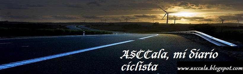 ASCCala, diario ciclista