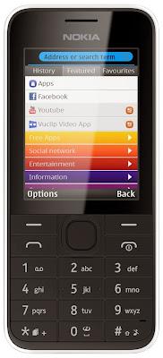 Nokia 208 Dual SIM – RM249