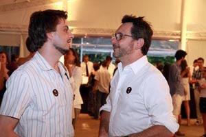 Gerson de Oliveira e Reinaldo Coser.
