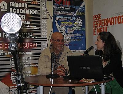 Entrevista a Manel Maduro