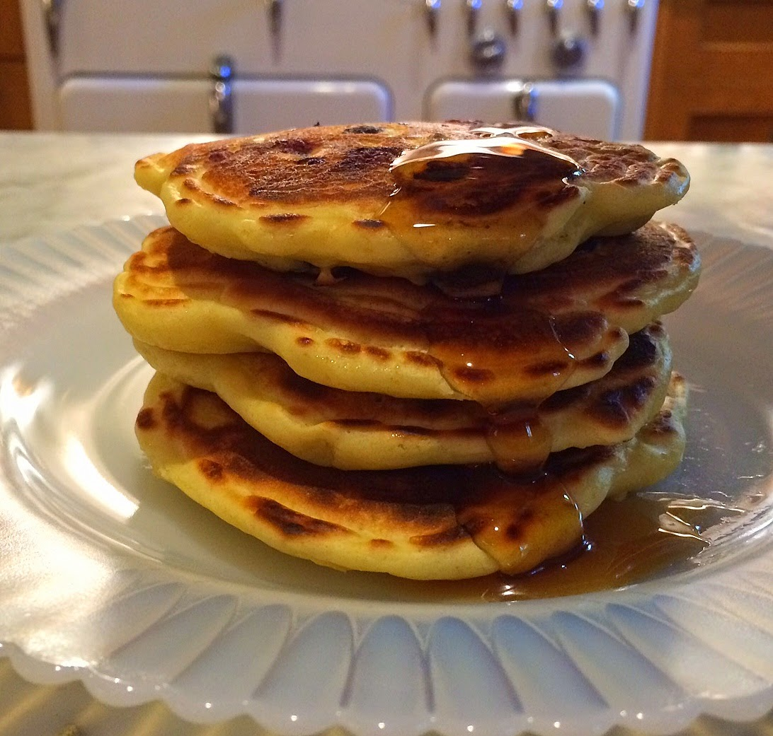 Easy country griddle cakes recipe