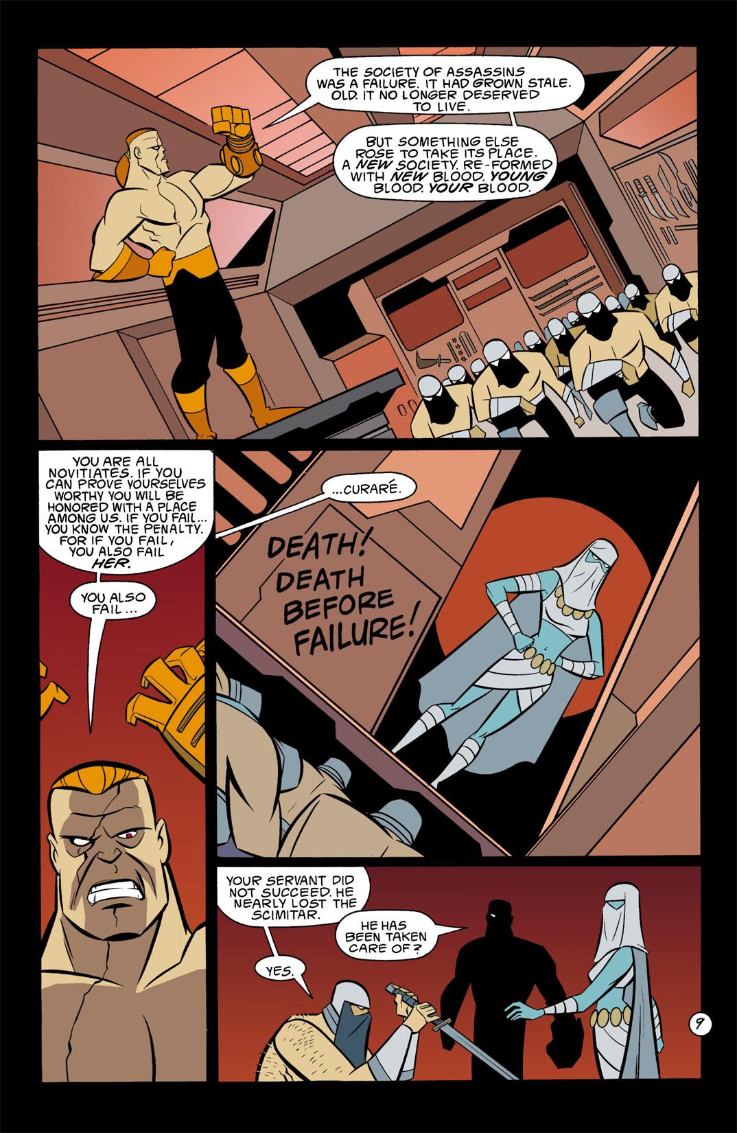 Batman Beyond [II] Issue #9 #9 - English 10