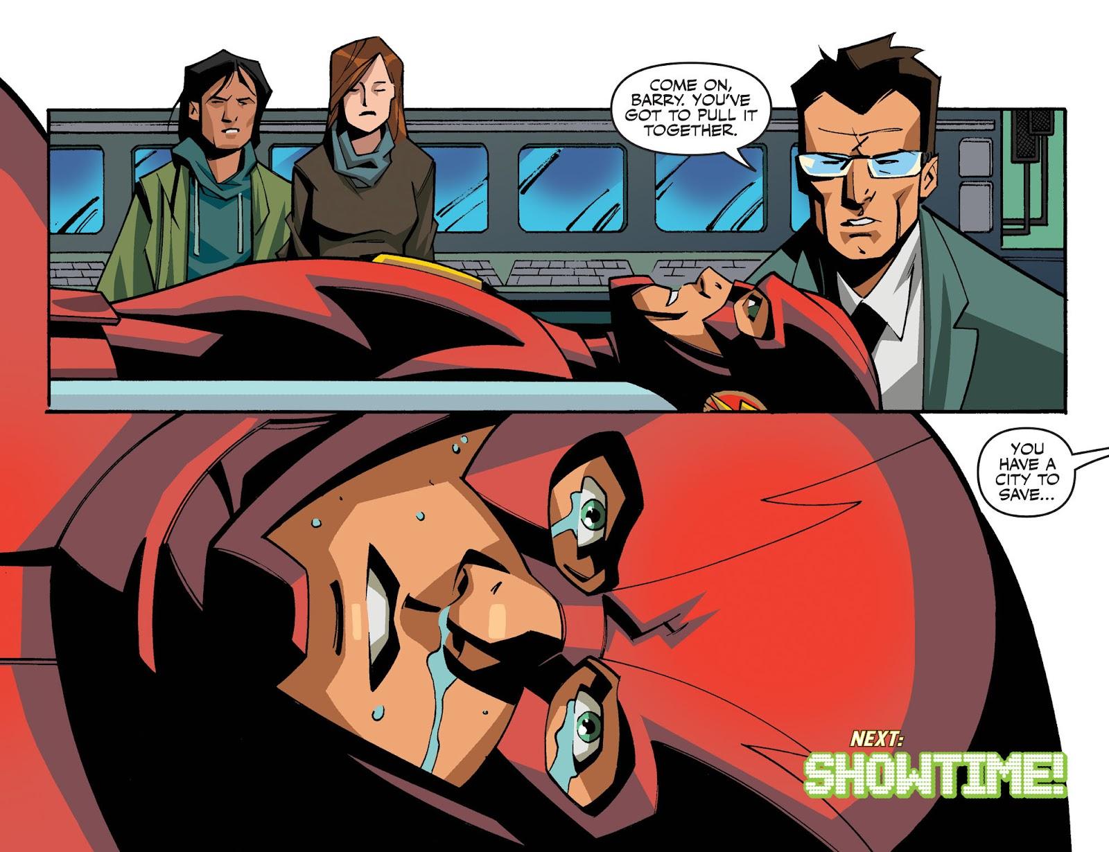 The Flash: Season Zero [I] Issue #6 #6 - English 22