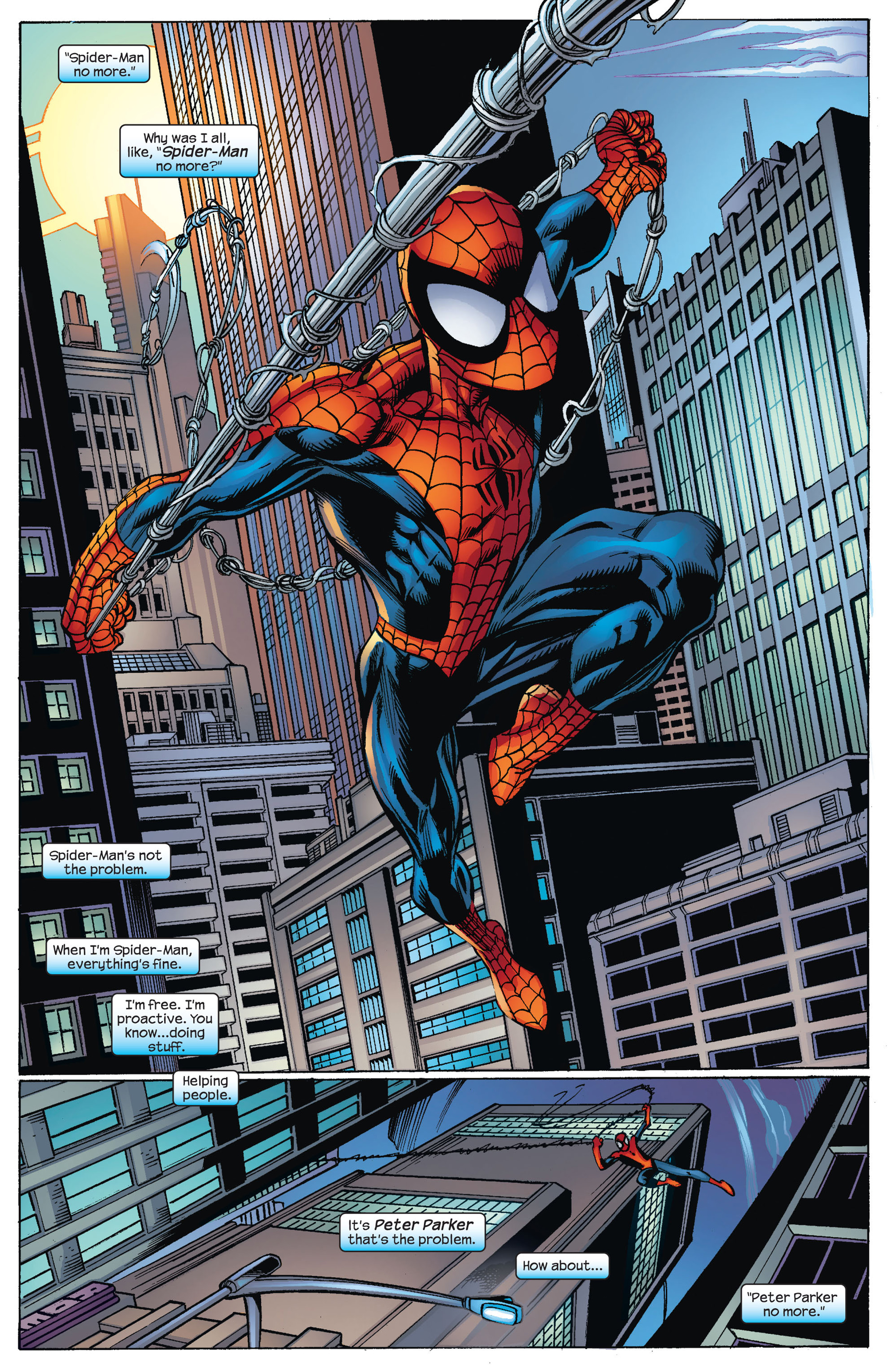 Ultimate Spider-Man (2000) Issue #79 #83 - English 9