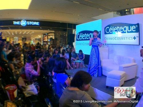 Celeteque DermoCosmetics Makeup Line / Sam Oh