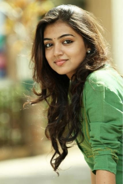 Nazriya Nazim HD Wallpaper