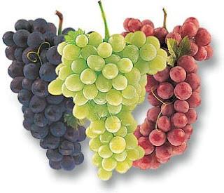 كيف يقوم العنب بتخسيس وإنقاص الوزن !!