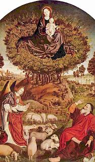 maternité - Marie - Vierge - DPTN - Fordef