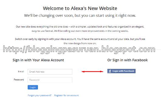Cara DAFTAR dan VERIFIKASI BLOG ke ALEXA TERBARU 2014