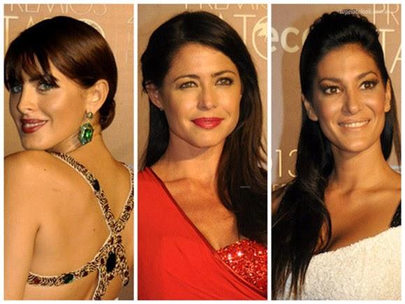 Look peinados 2014 argentinos