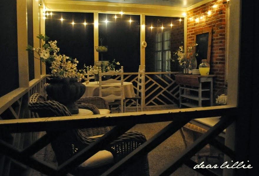http://dearlillieblog.blogspot.com/2014/04/our-spring-porch.html