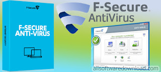F-SECURE ANTI-VIRUS 2015 Crack With Serial Key Full Version Free Download